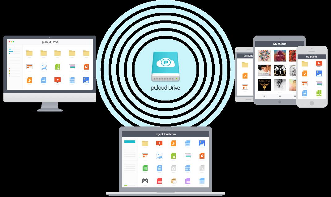pCloud软件分享——媲美Dropbox 互联网与人 第4张